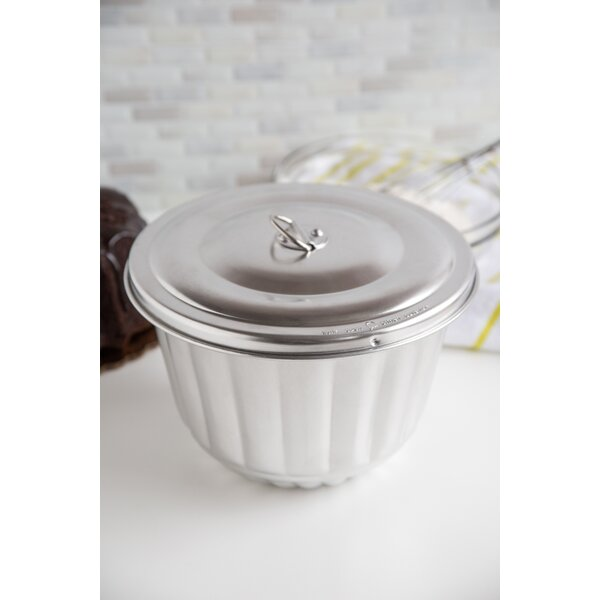 Steamed Pudding Mold and Lid by Fox Run Brands