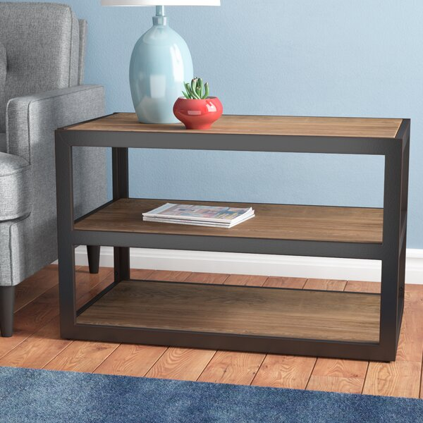 Parthenia End Table by Mercury Row