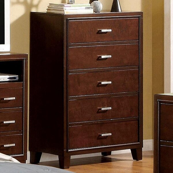 Barrow 5 Drawer Chest by Winston Porter