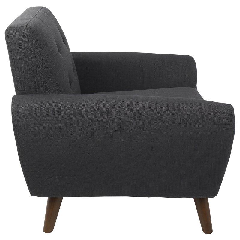 Beautiful Springdale Mid Century Modern Armchair