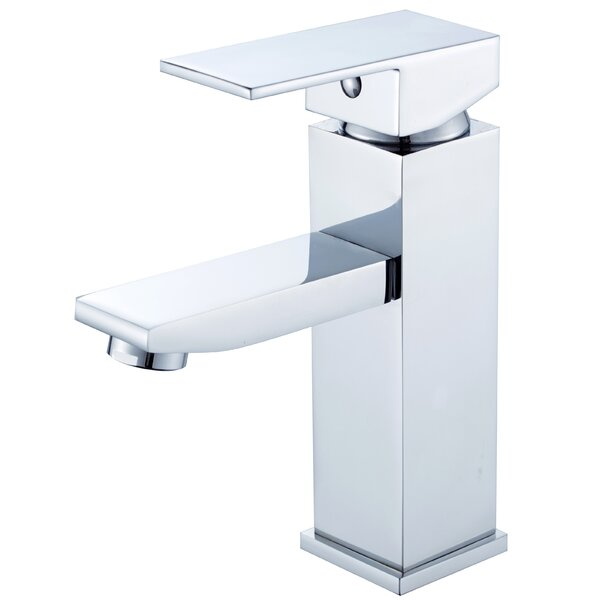 Atlantis Lever Handle Single Hole Bathroom Faucet by MTD Vanities