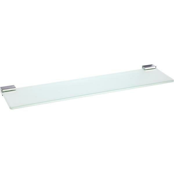 Cowden Wall Mounted Glass Shelf by Ebern Designs