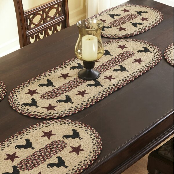 Abby Table Runner by August Grove