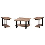 Adams 3 Piece Coffee Table Set by Birch Lane™