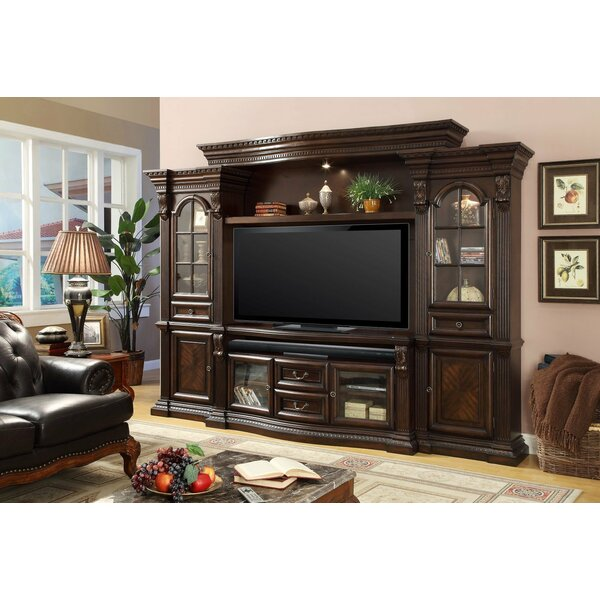 Bethzy Entertainment Center For TVs Up To 75