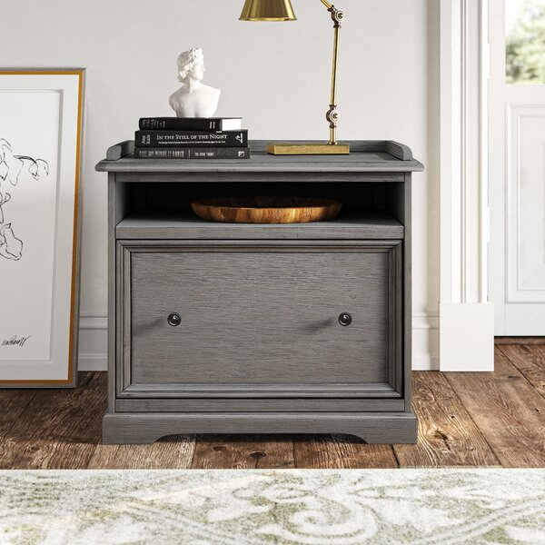 Chloe 1-Drawer Lateral Filing Cabinet