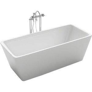 Garda 59.1″ x 29.5″ Freestanding Soaking Bathtub