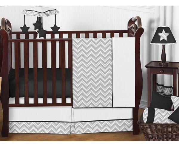 Zig Zag 11 Piece Crib Bedding Set by Sweet Jojo Designs