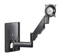 Height-Adjustable Steel Stud Monitor Wall Mount (10-32 Displays) by Chief Manufacturing