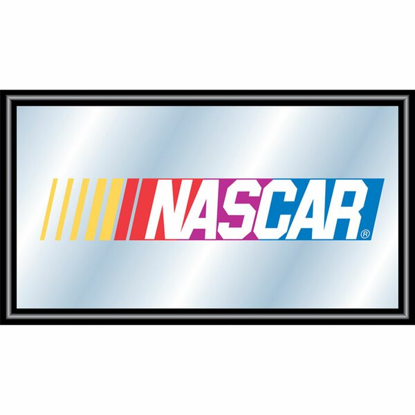 NASCAR Framed Graphic Art by Trademark Global