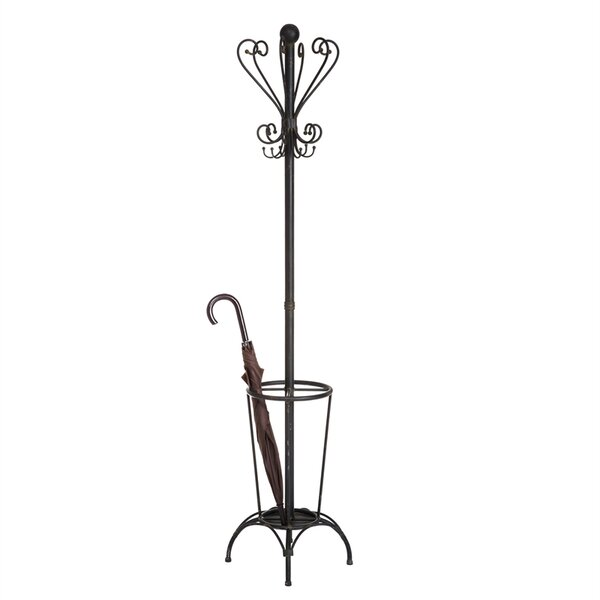 Columbine Valley Coat Rack by Fleur De Lis Living