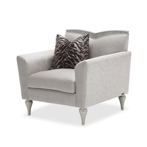 Melrose Plaza Armchair by Michael Amini