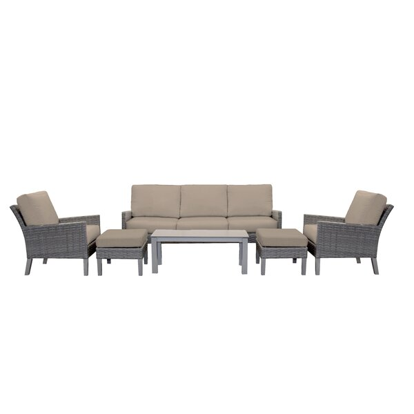 Gales Outdoor Conversation Set by Ebern Designs