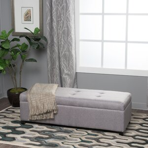 Lachesis Upholstered Storage Bench