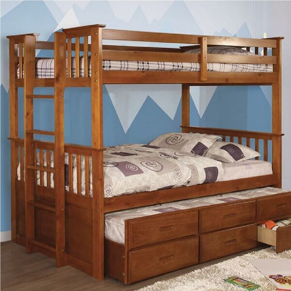 Lillianna Bunk Bed by Harriet Bee