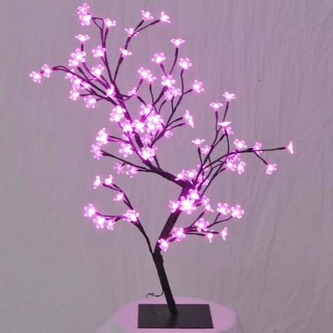 Cherry Tree Lighting Bulb by The Holiday Aisle