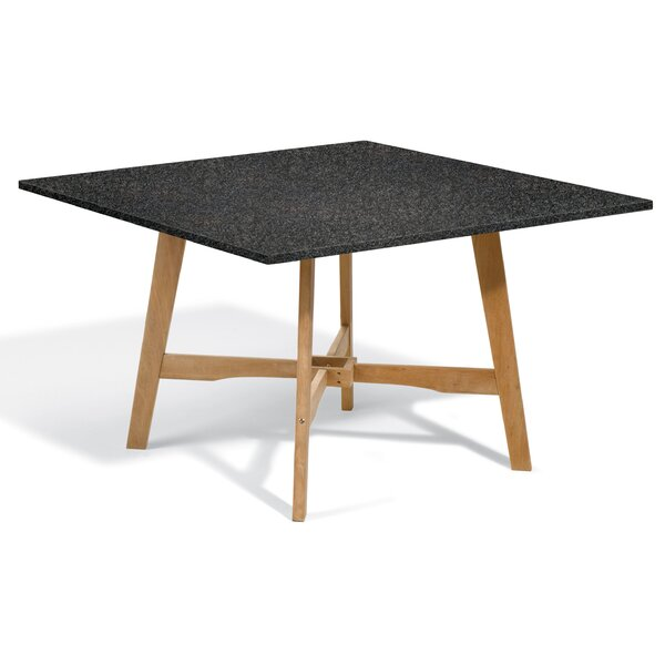Laney Dining Table by Breakwater Bay