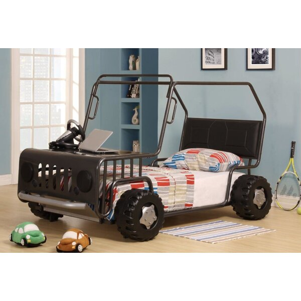 Michela off Road Twin Car Bed by Zoomie Kids