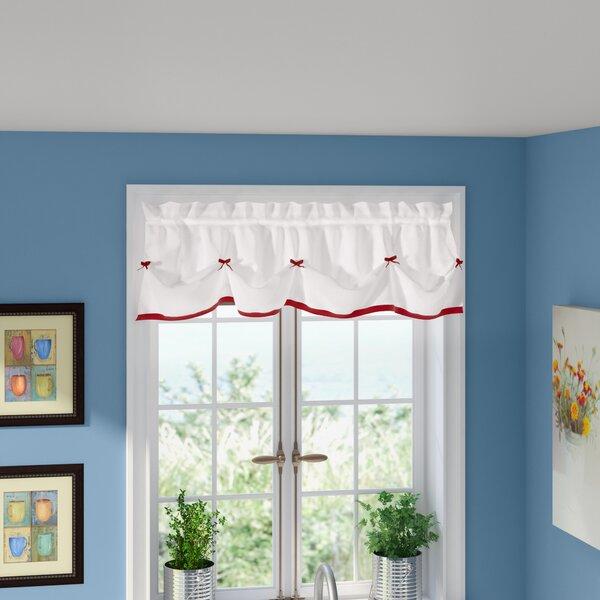 Navarre Curtain Valance by Charlton Home