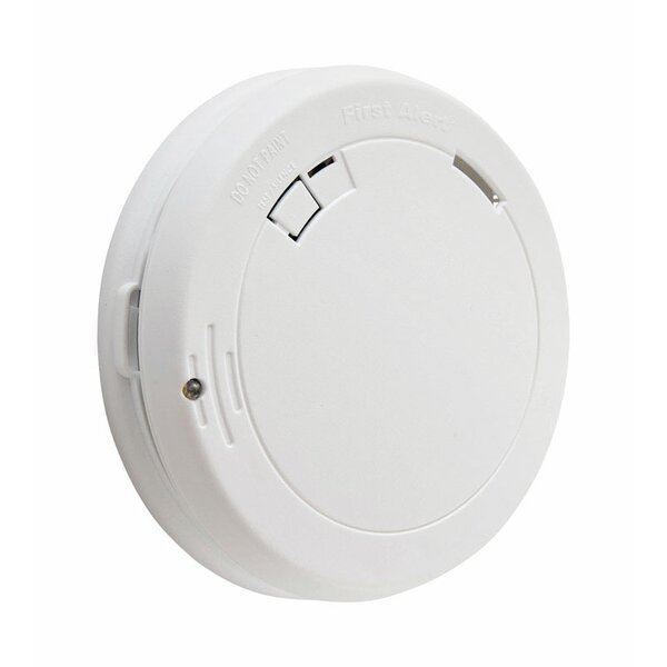 Battery Photoelectric Smoke Alarm by First Alert