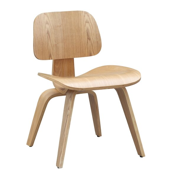 Plywood Side Chair by Fine Mod Imports