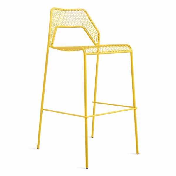 Hot Mesh 30.5 Patio Bar Stool by Blu Dot