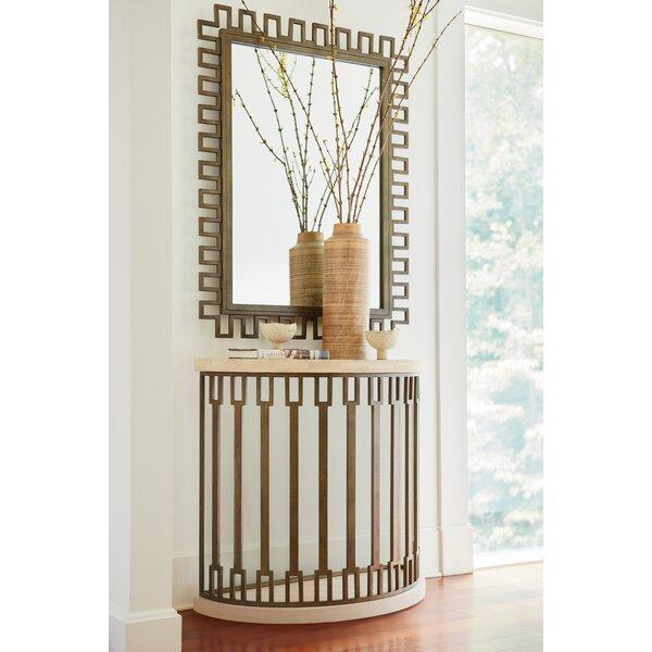 Dalke Rectangular Dresser Mirror by World Menagerie