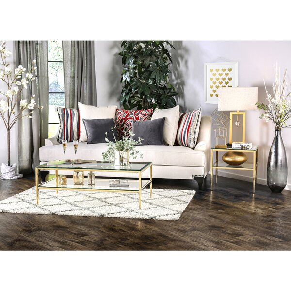 Rahil 2 Piece Coffee Table Set by Willa Arlo Interiors