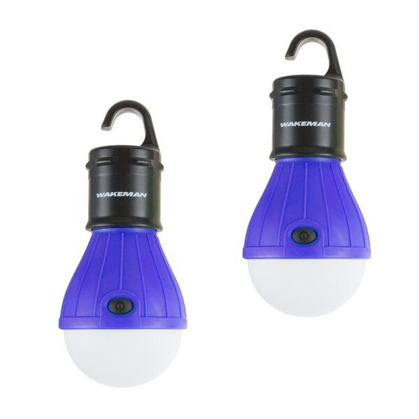 Portable LED Light Bulb by wakeman
