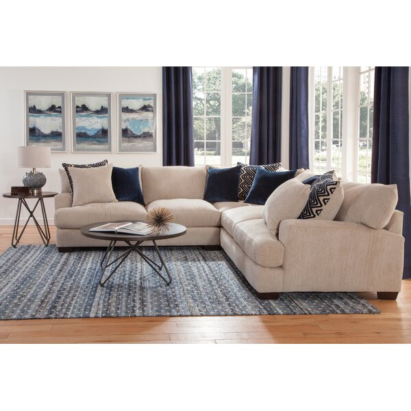 Gramercy Symmetrical Sectional by Steve Silver Furniture