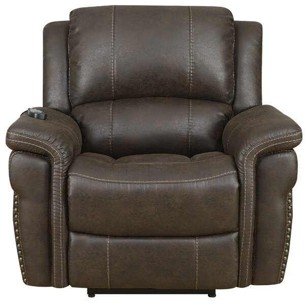 Christofferso Power Recliner By Darby Home Co