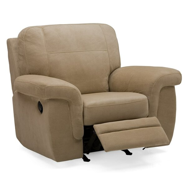 Brunswick Manual Swivel Rocker Recliner by Palliser Furniture
