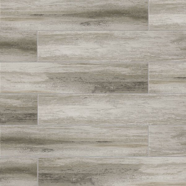 Sun Valley 8 x 36 Porcelain Wood Tile in Lake House by Grayson Martin