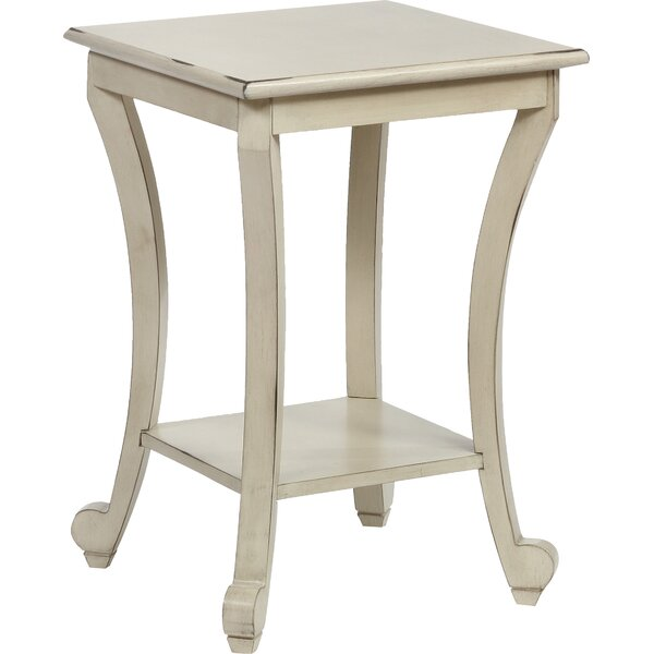 Claire End Table by Crown Mark