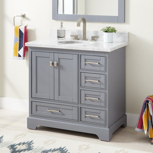 Quen 37'' Single Bathroom Vanity