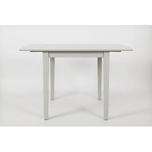 Lamberson Contemporary Wooden Drop Leaf Dining Table by Red Barrel Studio