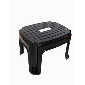 1-Step Plastic Step Stool with 200 lb. Load Capacity  sc 1 st  Wayfair & Small Upholstered Step Stool | Wayfair islam-shia.org