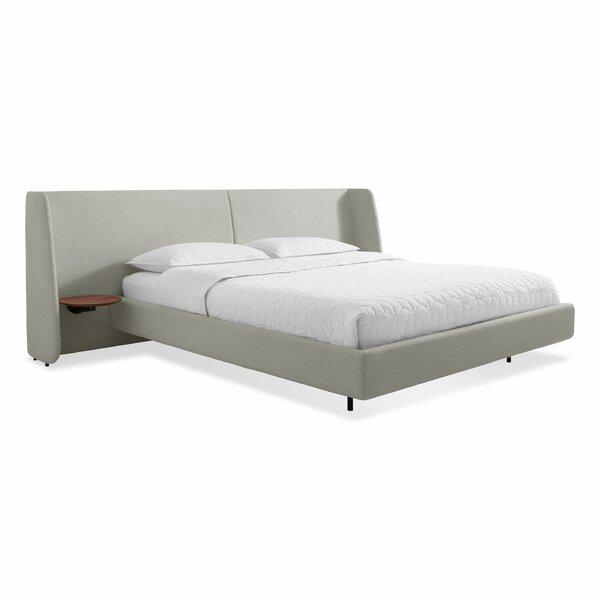 Hunker Upholstered Standard Bed by Blu Dot