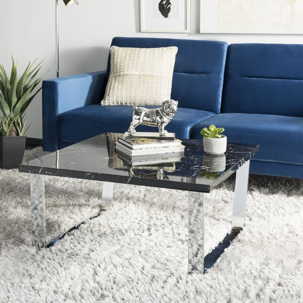 Arete Coffee Table by Mercury Row Mercury Row