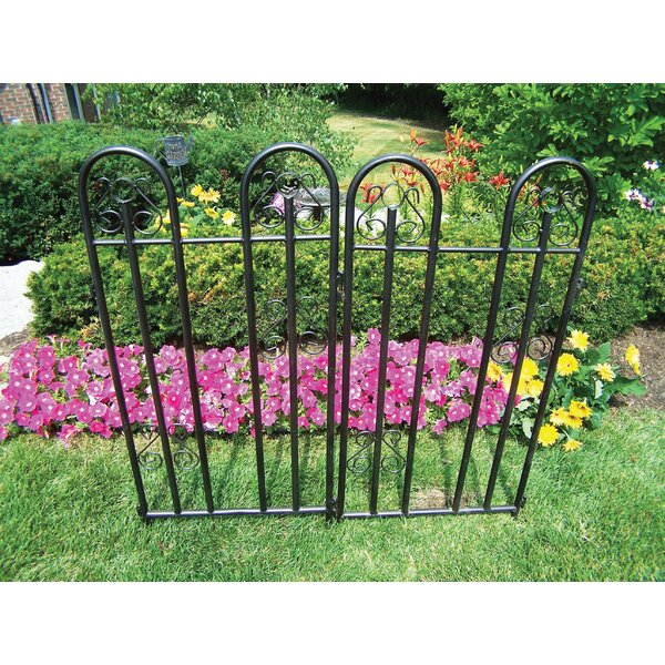 4 ft. H x 4 ft. W Garden Fence by Oakland Living