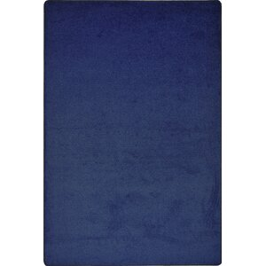 Shelby Tufted Blue Area Rug