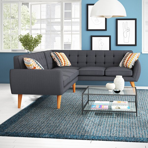 Diara Sectional by Zipcode Design