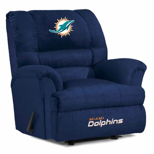 Superbe NFL Big Daddy Manual Recliner