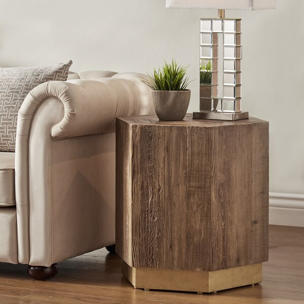 Kershner End Table By Everly Quinn