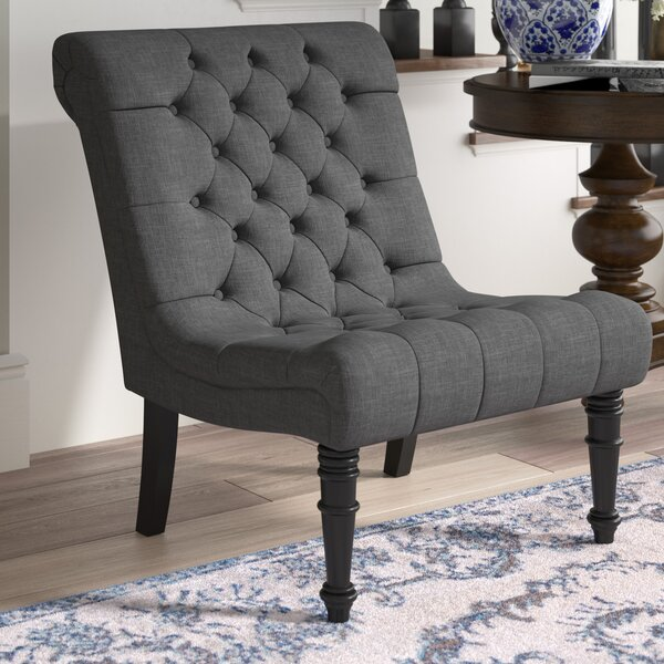 Gerhardine Slipper Chair by Darby Home Co