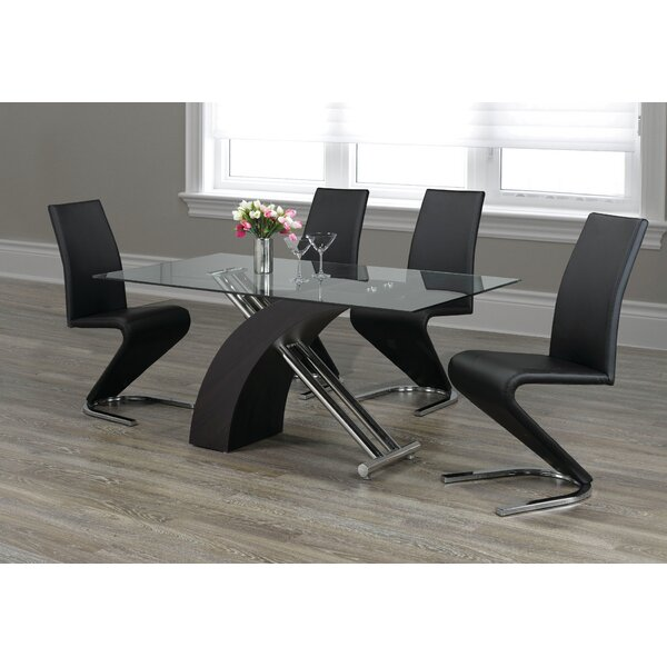 Catherine 7 Piece Dining Set by Orren Ellis Orren Ellis