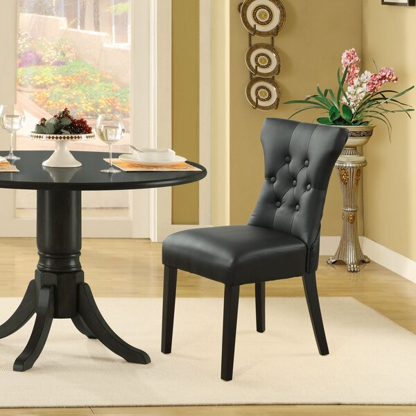 Pineda Contemporary Dining Side Chair By Latitude Run