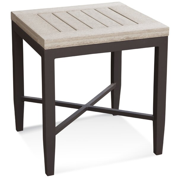 Manufactured Wood  Side Table by Braxton Culler