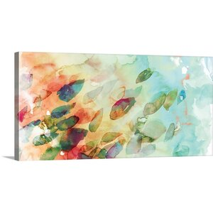 'Petals' by Edward Selkirk Painting Print on Canvas by Great Big Canvas