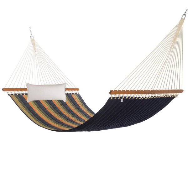 Ahmed Large Rope Double Tree Hammock by Longshore Tides